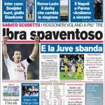 Corriere dello Sport: Ibra spaventoso