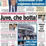 Corriere dello Sport: Juve, che botta!