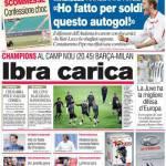 Corriere dello Sport: Ibra carica