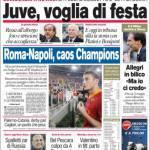 Corriere dello Sport: Juve, voglia di festa