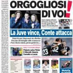 Corriere dello Sport, Orgogliosi di Voi!
