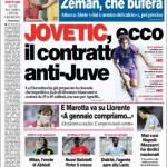 Corriere dello Sport: Jovetic, ecco il contratto anti Juve