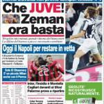 Corriere dello Sport: Che Juve, Zeman ora basta