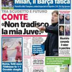 Corriere dello Sport, Conte: Non tradisco la mia Juve