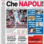 Corriere dello Sport: Che Napoli!