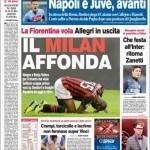 Corriere dello Sport: la Fiorentina affonda