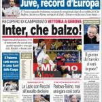Corriere dello Sport: Inter, che balzo!