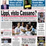 Corriere dello Sport: Lippi, visto Cassano?