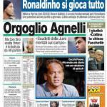 Corriere dello Sport: Orgoglio Agnelli