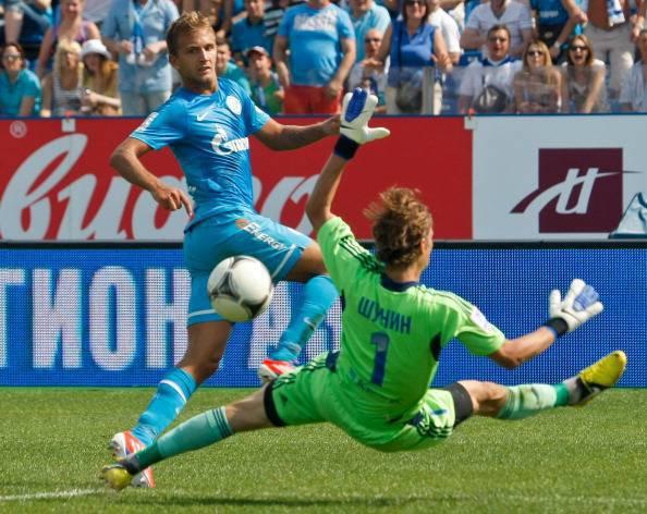 FC Zenit St Petersburg v FC Dinamo Moskva - Russian Premier League