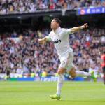 Real-Madrid-Osasuna 7-1: tripletta di Cristiano Ronaldo – Video
