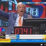 Video – Crudeli in delirio per Milan-Cagliari: che super esultanza per il gol di SuperMario!
