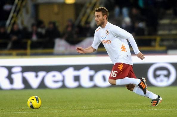 de rossi 24 Calciomercato Roma, De Rossi: Mancini ci ha sperato ma...