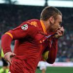 Roma, De Rossi shock: rischia una squalifica per pugno!