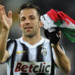 Calciomercato Milan, saluto di Del Piero: il capitano della Juventus saluta i milanisti in partenza
