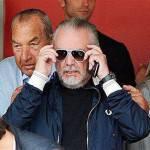 """Mercato Napoli, De Laurentiis: """"Prenderemo un giocatore per reparto"""""""