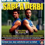 Depor Sport: Sa di derby