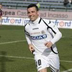 """Calciomercato Napoli, parla il fratello di Di Natale: """"Avrebbe lasciato Udine solo per andare al Napoli…"""""""