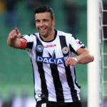 Calciomercato Juventus, Di Natale senza rimpianti: Non mi pento di aver rifiutato la Juve