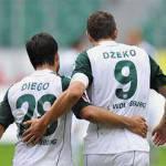 Bundesliga, Wolfsburg-Hannover: magia di Diego e gol di Dzeko – Video