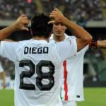 """Juventus, Diego: """"Il gol con il Milan è solo l'inizio"""""""