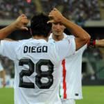 Calcio Juventus, c'è Diego tra i convocati per la partita con lo Sturm Graz