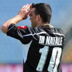 Calciomercato Juventus: l'agente di Di Natale è arrivato nella sede bianconera