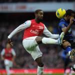 Calciomercato Napoli, ritorno di fiamma per Djourou dell'Arsenal