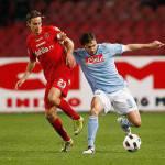 Serie A: Napoli-Cagliari 2-1, Cavani stende i rossoblu