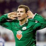 Calciomercato Milan, Dzeko minaccia il Wolfsburg