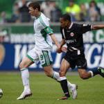 Bundesliga, Dzeko trascina il Wolfsburg. Tutti i risultati di giornata