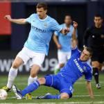 Calciomercato Inter, un bomber per mazzarri, Osvaldo o il sogno Dzeko
