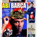 El Mundo Deportivo: Abi Barca