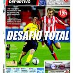 El Mundo Deportivo: E' sfida totale tra Barca e Atletico