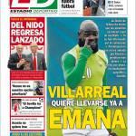 Estadio Deportivo: Il Villareal vuole acquistare Emana