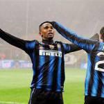 Inter-Cesena 3-2 / Roma-Lazio 2-1. Quinta vittoria per Leonardo, giallorossi ai quarti