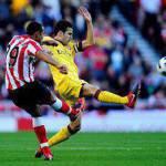 Premier League, beffa finale per l'Arsenal contro il Sunderland 1 a 1