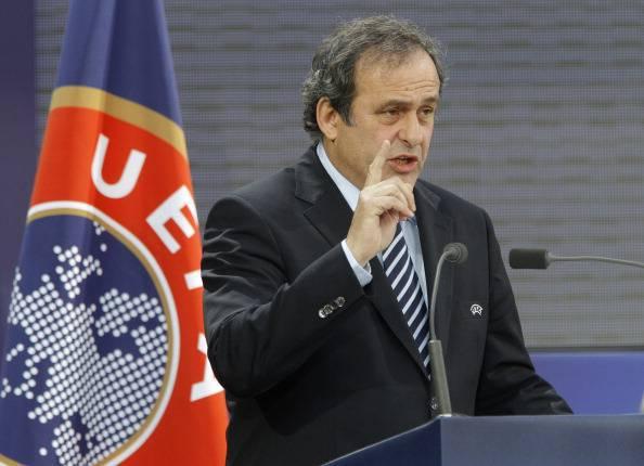 UEFA (European football union) President