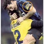 Inter, fascia di capitano speciale per Zanetti – Foto