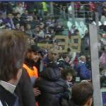 Juventus-Fiorentina, vergognoso -39 nella curva della Viola – Foto