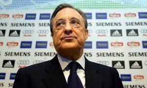 florentino perez 300x180 Calciomercato Inter, Perez annuncia: Mourinho è il nuovo allenatore