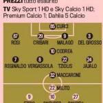 Siena-Inter,gioca Pandev? Formazioni – Foto