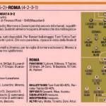 Parma-Roma, Guidolin punta su Bojinov, Ranieri lascia Totti in panchina, le formazioni – Foto