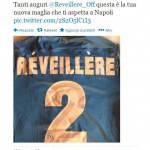 Calciomercato Napoli, ecco la nuova maglia di Reveillere