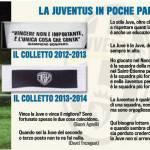 Foto – Juventus, parte il concorso per la nuova frase sulle maglie bianconere: ecco alcune delle più celebri