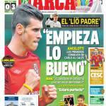 """Marca: Ancelotti primo consiglio a Bale """"Inizia bene"""""""