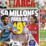 "Marca: 50 milioni per un ""9"""
