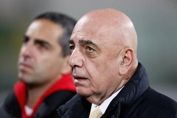 galliani464 Calciomercato Milan, Manga Rami: altri due nomi per la difesa rossonera