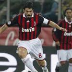 Calciomercato Milan, per Gattuso c'è l'interesse di Wolfsburg e Olympiakos