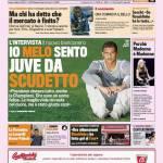 """Calciomercato Story: Melo alla Juve """"Scudetto e Champions!"""", Dinho fumata rossonera, Cavani al Napoli"""